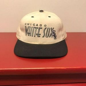 Vintage Chicago White Sox Strapback hat Outdoor ca